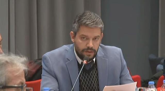 Χρήστο Καρούζος: Ανάγκη για συντονισμένη αντίδραση κατά της απόφασης για μετακίνηση του ΕΦΚΑ Άργους