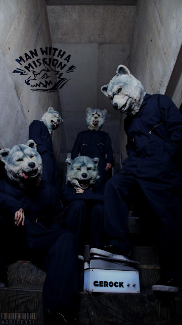 man with a mission wallpaper