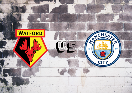 Watford vs Manchester City  Resumen y Partido Completo