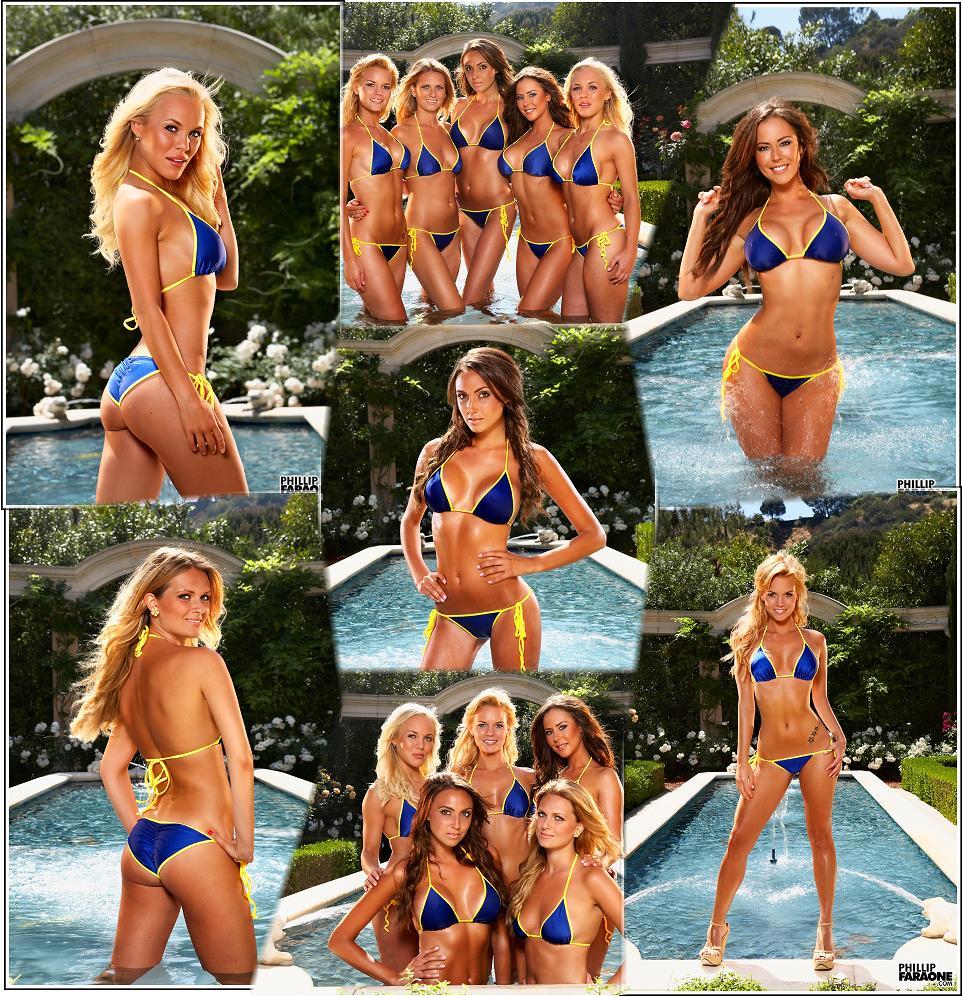 Swedish Bikini Team Nude Girls