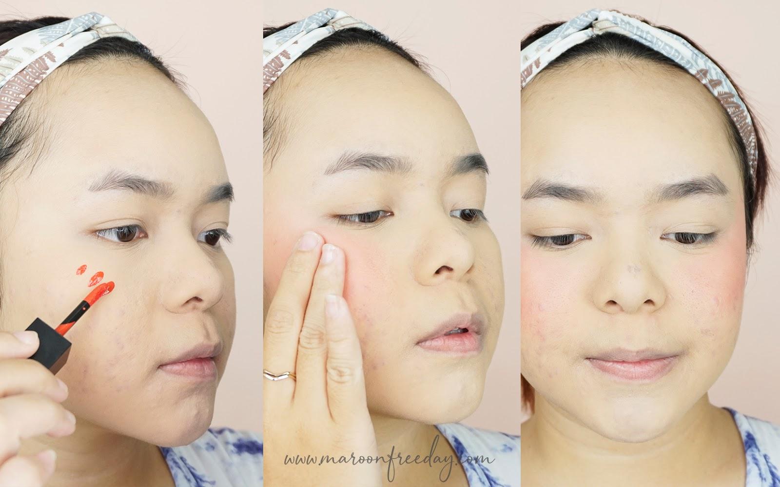 Tutorial Korean Makeup Look
