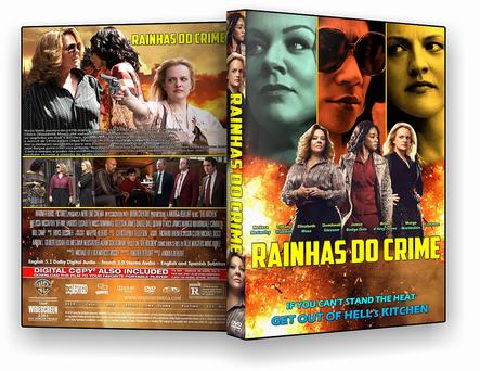 DVD RAINHAS DO CRIME 2019 - ISO