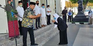 PKB Semarang Bantu Santri Balik Pondok, Wali Kota: Mondok Itu Keren!