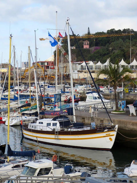 Ventura do Mar, a historic yacht where you can travel