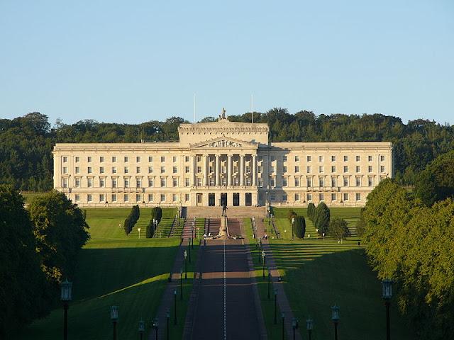Что посмотреть в Белфасте бесплатно: Парламент Северной Ирландии