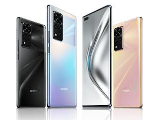 Honor V40 5G Full specifications
