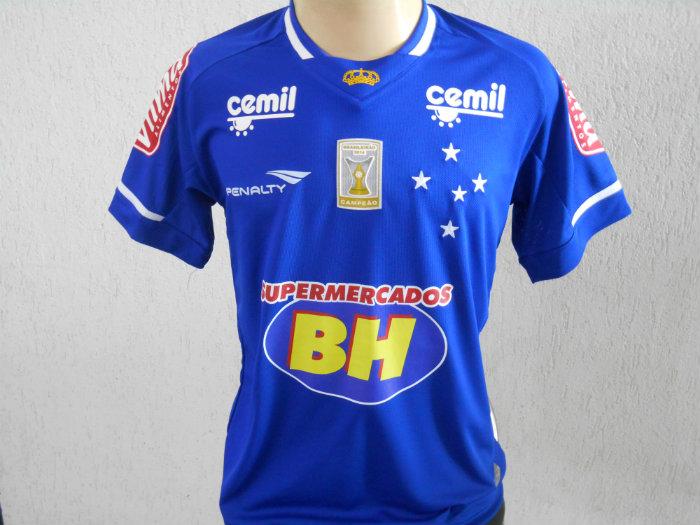 6a4b8c64ab Empresa teria sua logomarca deslocada da parte nobre do uniforme do time  após o acerto com o banco estatal