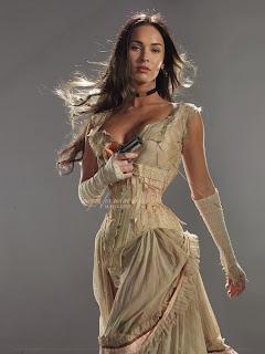 Megan Fox In Action With Pistol 5