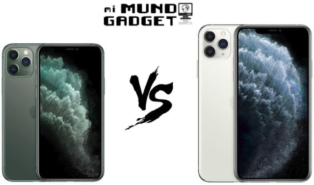 iPhone 11 Pro vs iPhone 11 Pro Max: comparativa