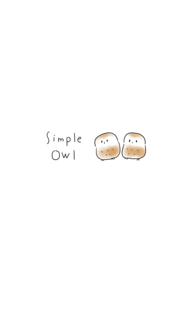 simple Owl.