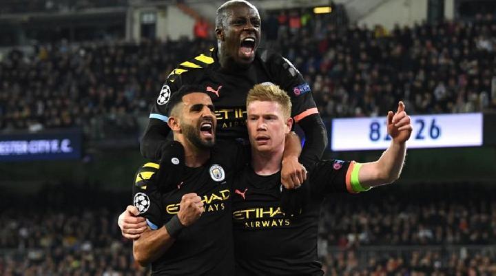 Kalahkan Madrid, Man City Selamatkan Muka Premier League