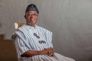 """""""I Remain Governor Of Osun State"""" – Gboyega Oyetola"""