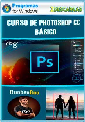 Curso de Photoshop CC Básico (2019) RunbenGuo Full [MEGA]