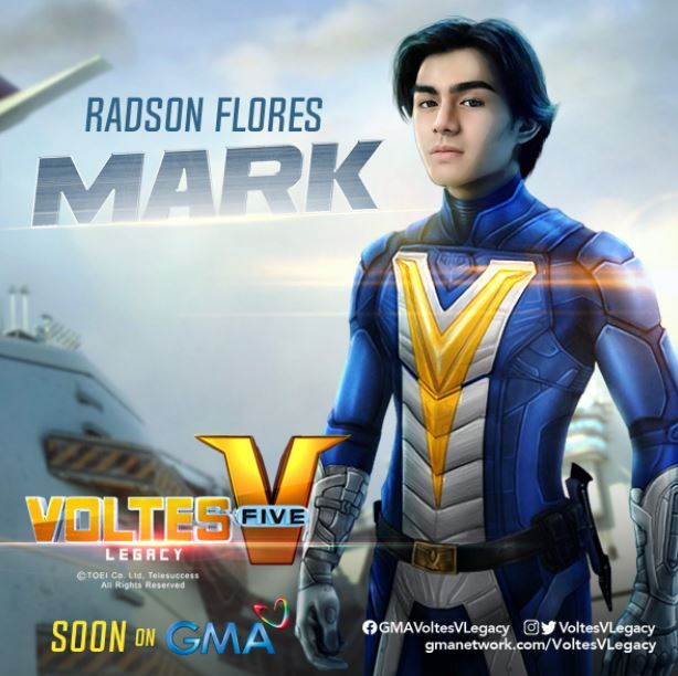 Mark Gordon - Radson Flores