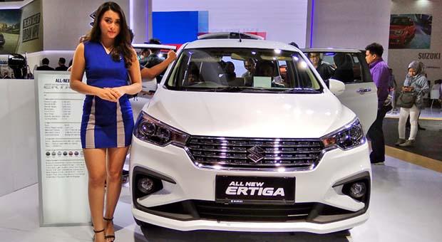 Suzuki Usung Teknologi Smart Hybrid Vehicle