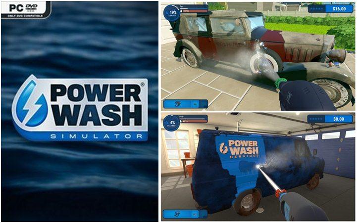 تحميل لعبة PowerWash Simulator للكمبيوتر