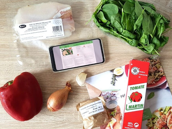 Mon avis sur Kitchendaily, et sa livraison de plats cuisinés à domicile
