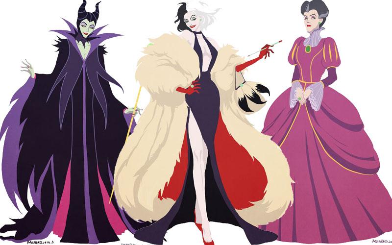 Resultado de imagem para Vilãs da Disney Schutz