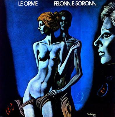 Le Orme - Felona e Sorona