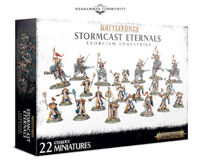 Battleforce Stormcast Eternals