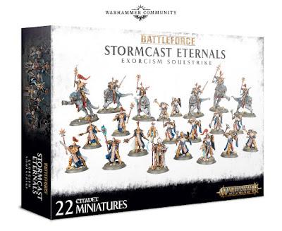 Battleforce Stormcast Eternals