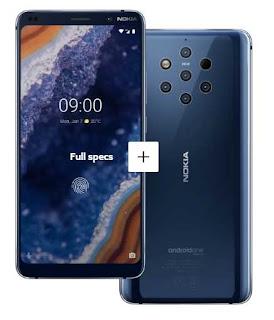 نظرة متكاملة على موبايل نوكيا 9 بيورفيو .. سعر ومواصفات Nokia 9 PureView