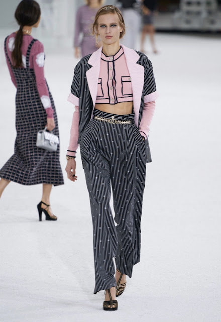 Spring 2021 Power Suit Chanel
