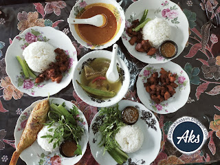 Jom Lunch @ hitamputeh cafe, Kuantan