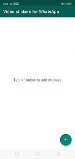 Video Stickers for WhatsApp Apk screenshot