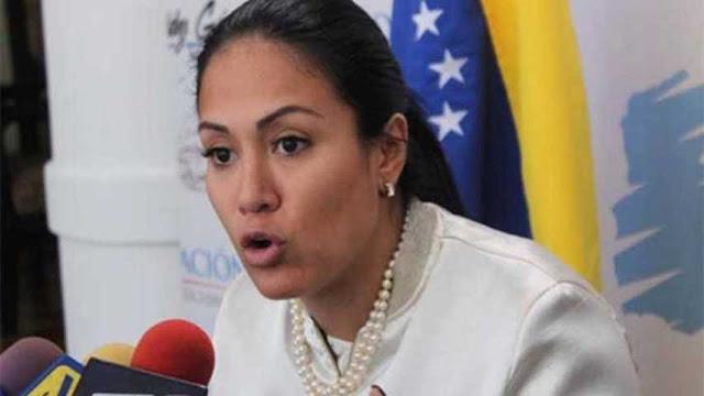 GOBERNADORA DEL TÁCHIRA URGE LA APERTURA FRONTERIZA DEL LADO VENEZOLANO