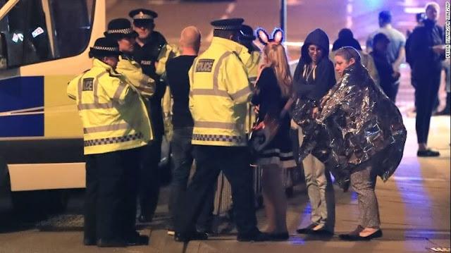 UK tour blast