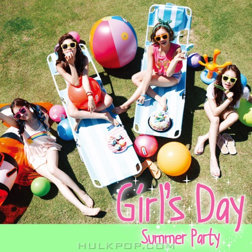 Girl's Day – Girl's Day Everyday #4 – EP (FLAC + ITUNES PLUS AAC M4A)