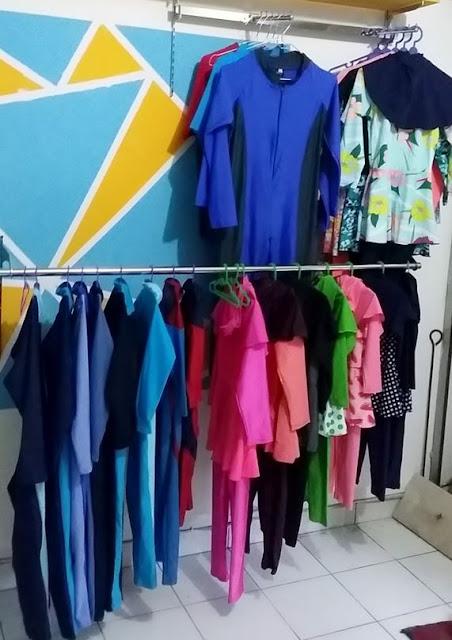 toko baju renang muslim anak dewasa di bogor