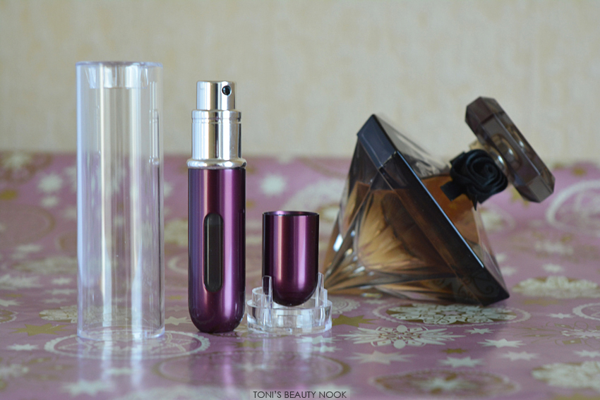travalo classic hd plum fragrance