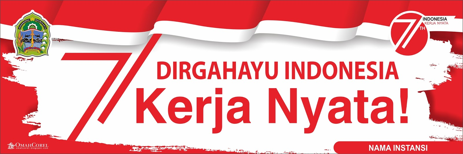 unduh 440 background banner merah putih cdr terbaik download background unduh 440 background banner merah putih