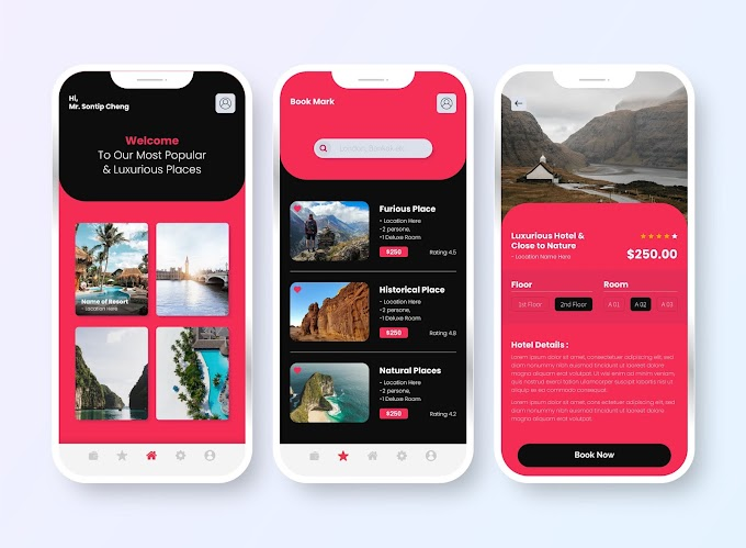 6 Hotels UI Design Screen Features You Should Consider