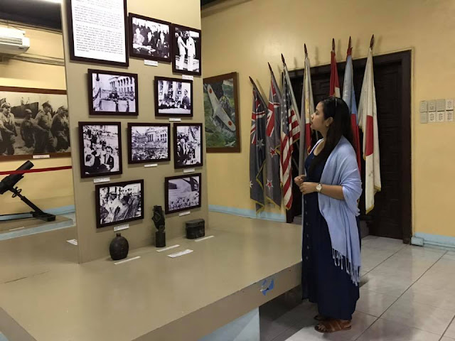 Mount Samat Museum