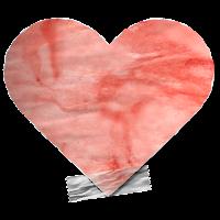 corazon, cuore, amor
