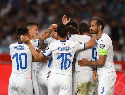 بث مباشر مباراة إيطاليا والبوسنة والهرسك