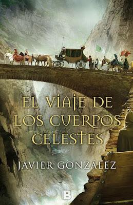 El viaje de los cuerpos celestes - Javier González (2016)