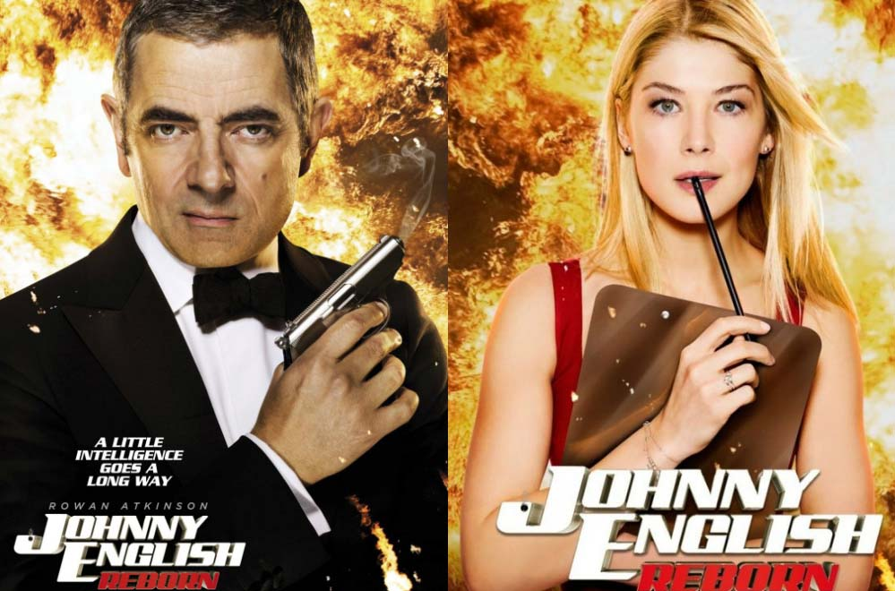 Film Reviews Johnny English Reborn And The Big Year