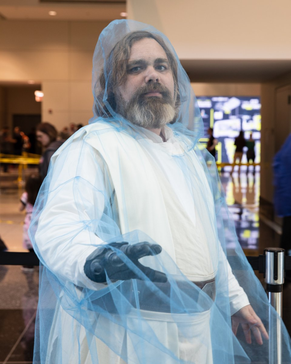 force ghost luke cosplay