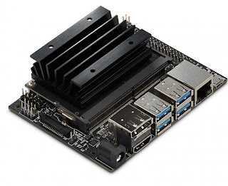 NVIDIA AI developer kit Jetson Nano - A Board for Autonomous Embedded Devices