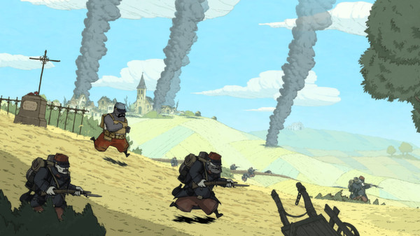 Download Valiant Hearts: The Great War Torrent PC