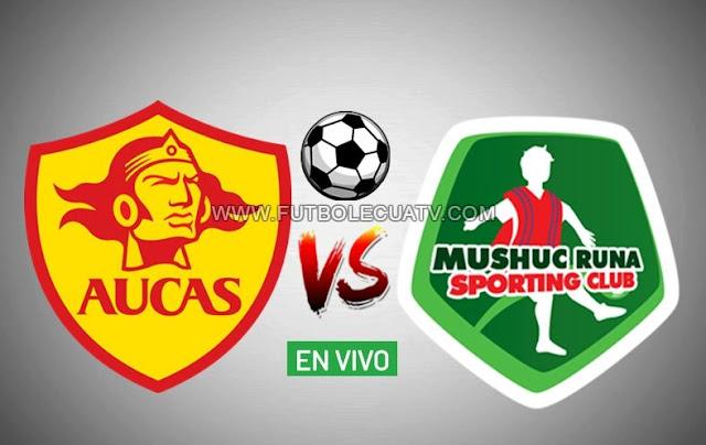 Aucas y Mushuc Runa se enfrentan en vivo ➨ siguiendo la fecha tres del campeonato ecuatoriano a jugarse en el Estadio Gonzalo Pozo Ripalda a partir de las 15h00, teniendo como juez principal a Henri Arizaga con transmisión del medio autorizado GolTV Ecuador.