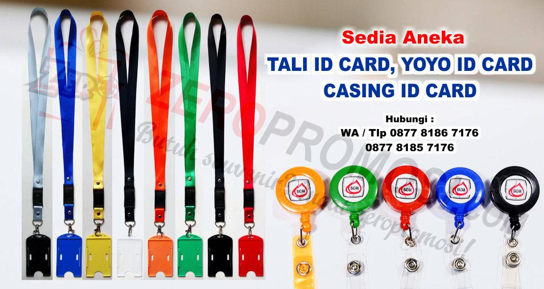 Jual Tali Id Card Tali Lanyard Polyester Yoyo Dan Casing Id Card Barang Promosi Mug Promosi Payung Promosi Pulpen Promosi Jam Promosi Topi Promosi Tali Nametag