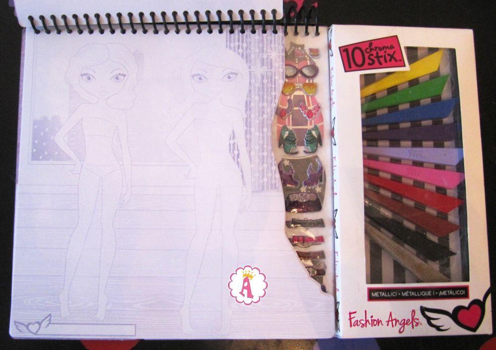 Шаблон моделей дизайн одежды