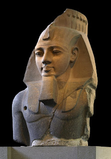 Statue of Ramses II at British Museum