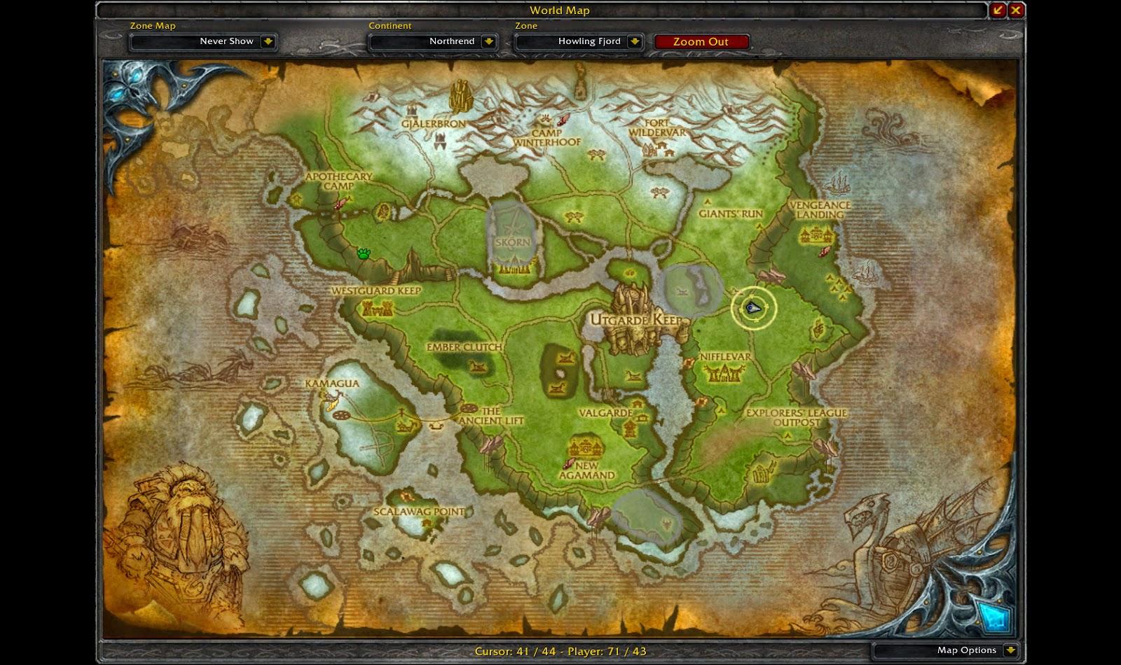 Warcraft Pet Tricks: Farming Your Unborn Val'kyr: The Best Northrend