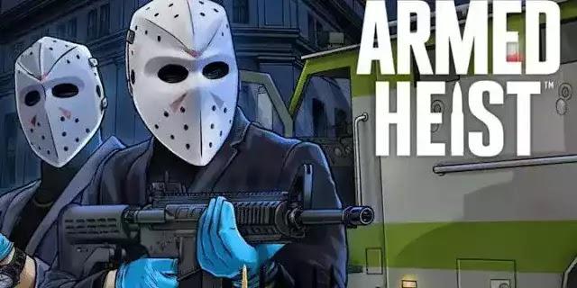 عرض عن سرقة مسلحة Armed Heist: ألعاب القتال و شرطة حرب TPS